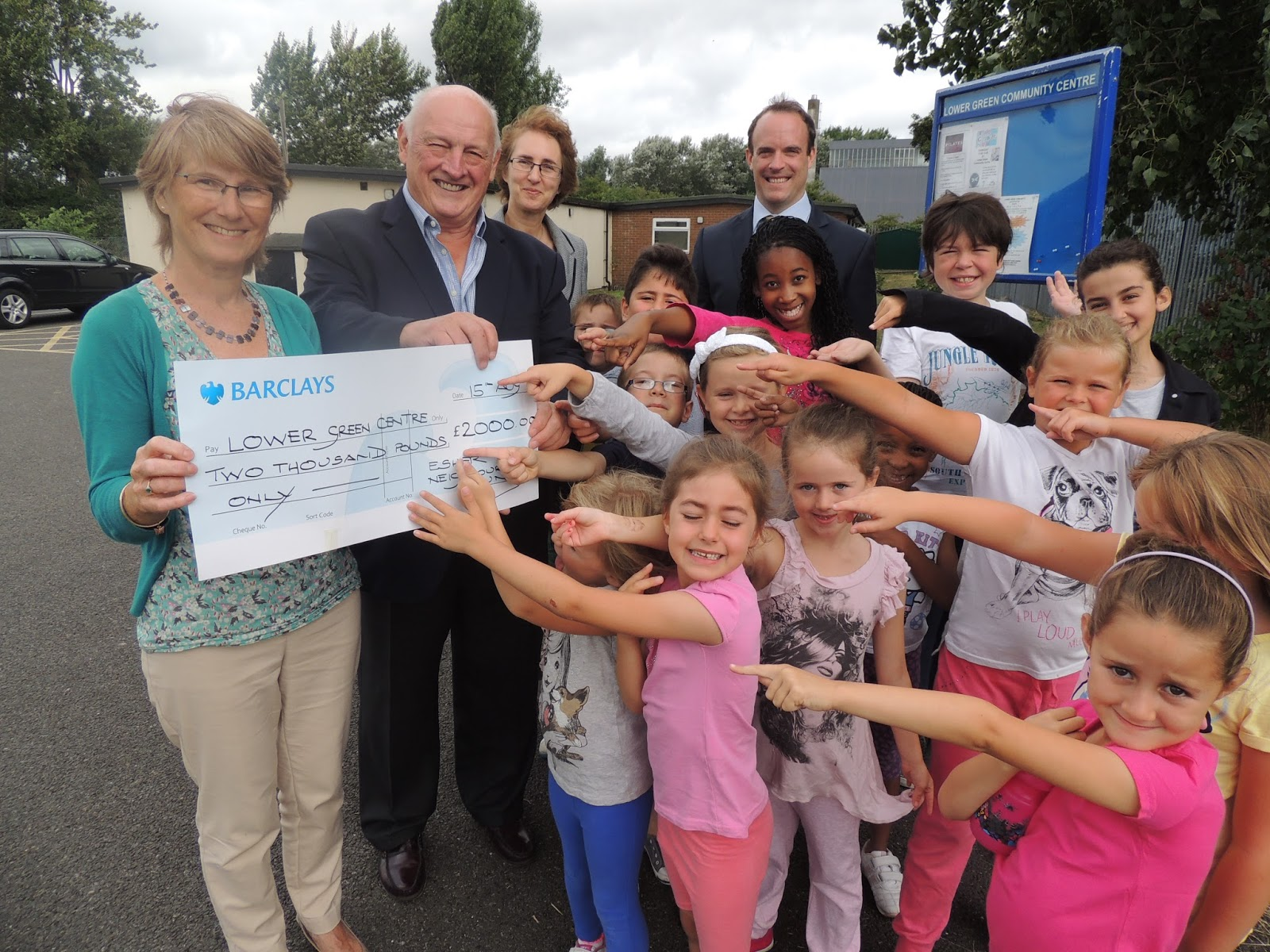 The Lower Green Neighborhood Fund