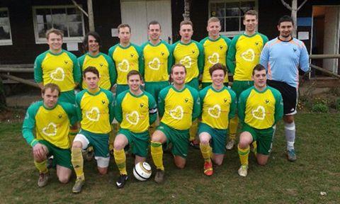 Dorkinians 2nd XI 2-1 Tilburg a Regents 1st XI