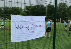 Rebecca Cannon Vitality Fund 5 a side Football Tournament