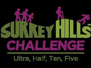 Surrey Hills Challenge logo