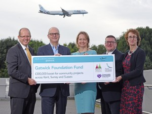 Launch of Gatwick Foundation Fund