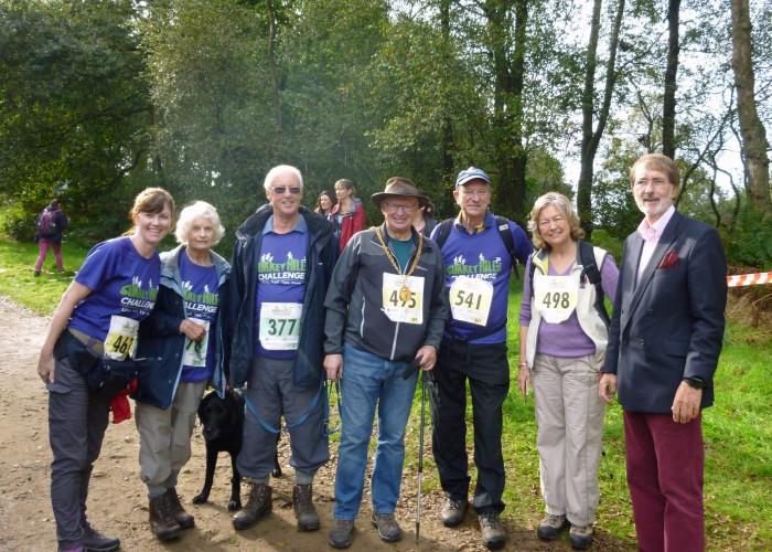 Participants with Jim McAllister