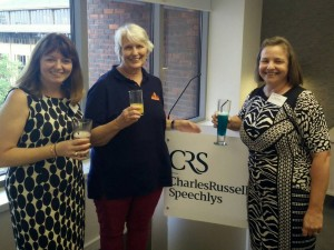 The Charles Russell Speechlys' (CRS) Community Fund launched